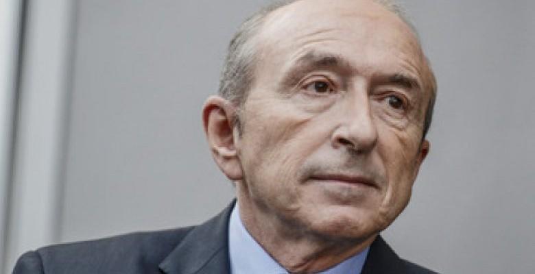 Lyon : Gérard Colomb nommé au ministère de l'Intérieur